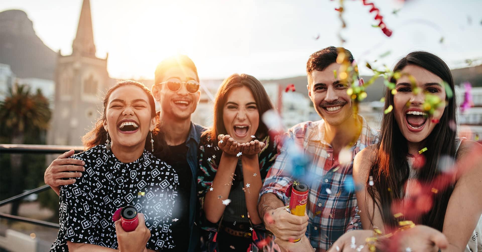 6 increíbles cosas que te hacen feliz