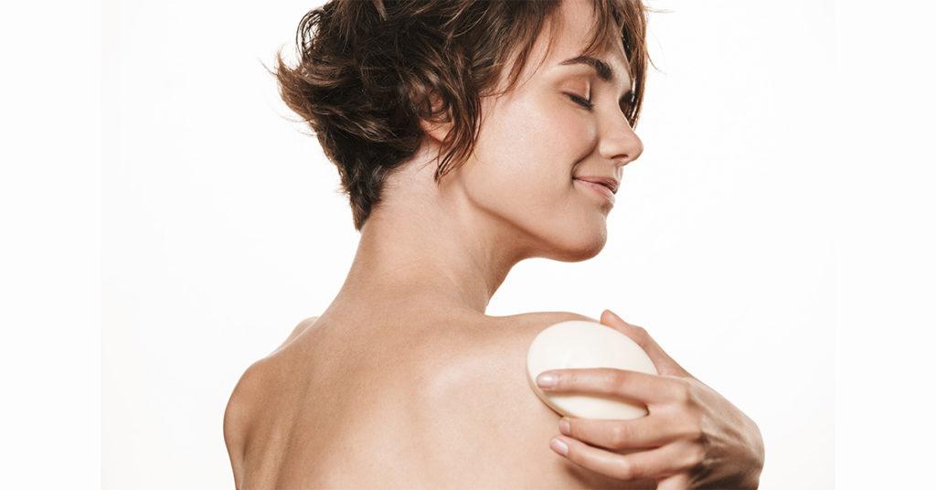 Imagen para explicar los beneficios y propiedades del jabón de avena
