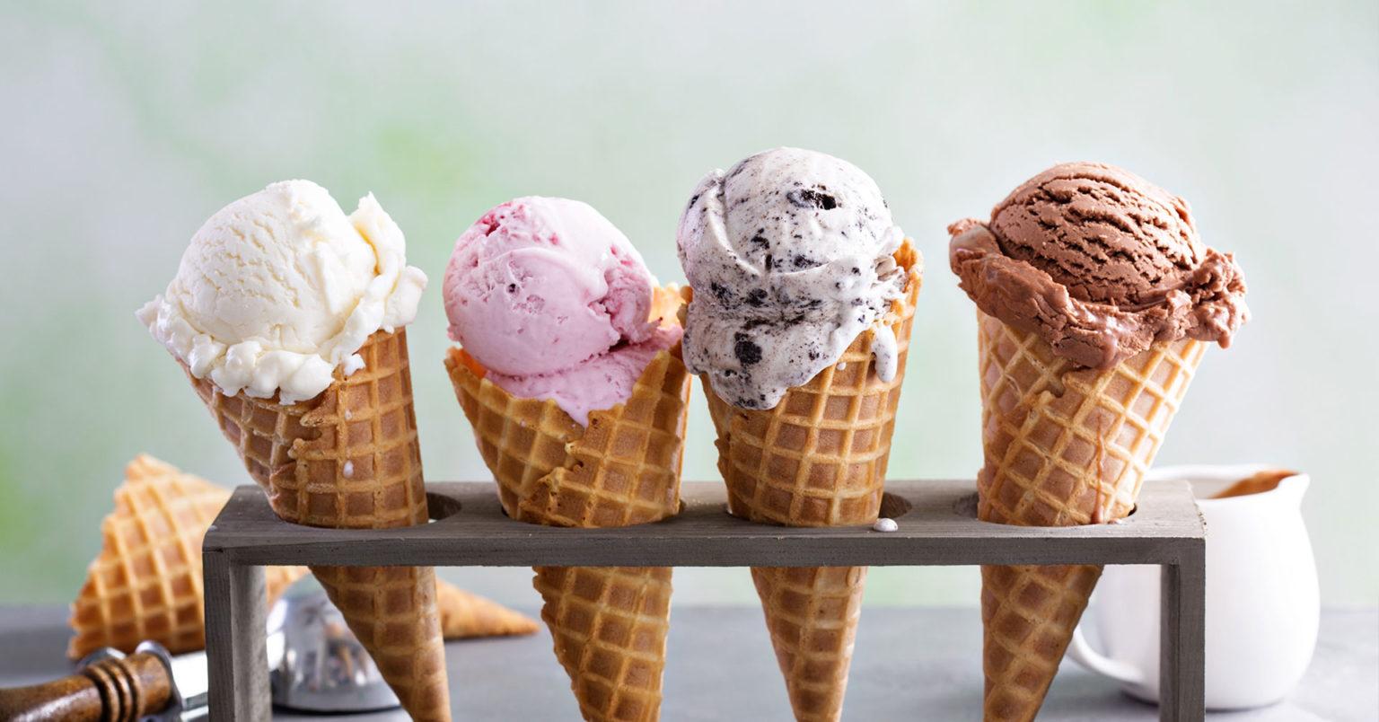 Conos para helado