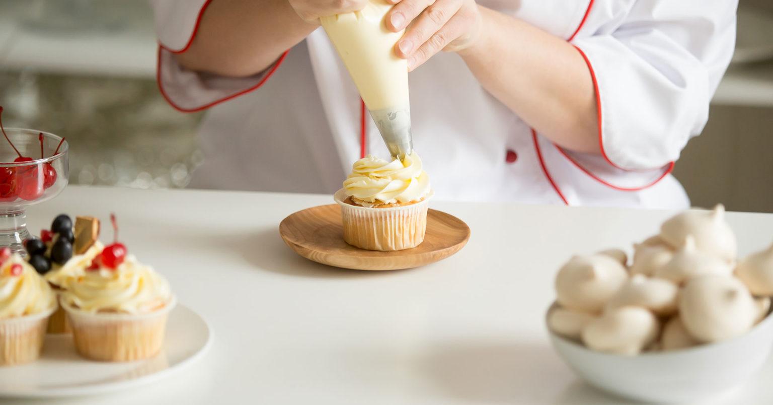 Crema pastelera sin gluten