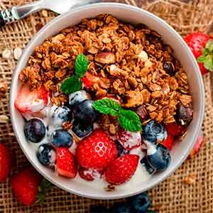 5 deliciosas y saludables granolas Granvita que debes probar
