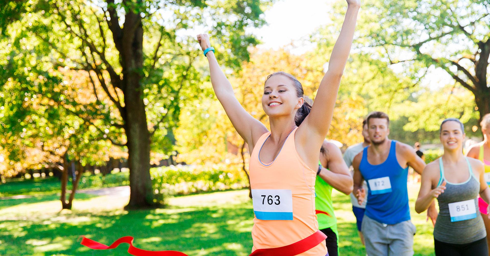 Tips de recuperación después de un medio maratón