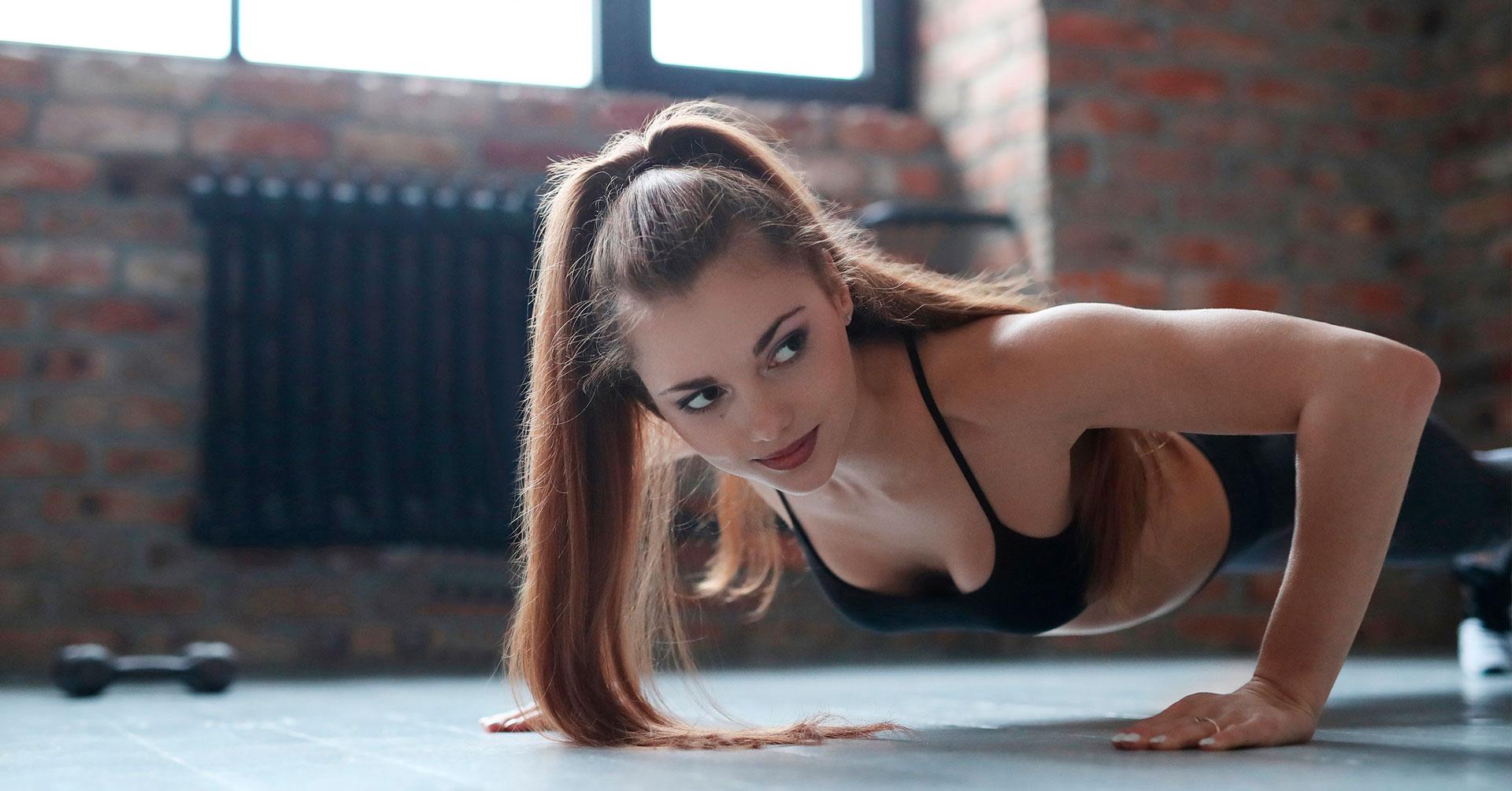 Conoce 5 ejercicios para pecho que puedes hacer en casa