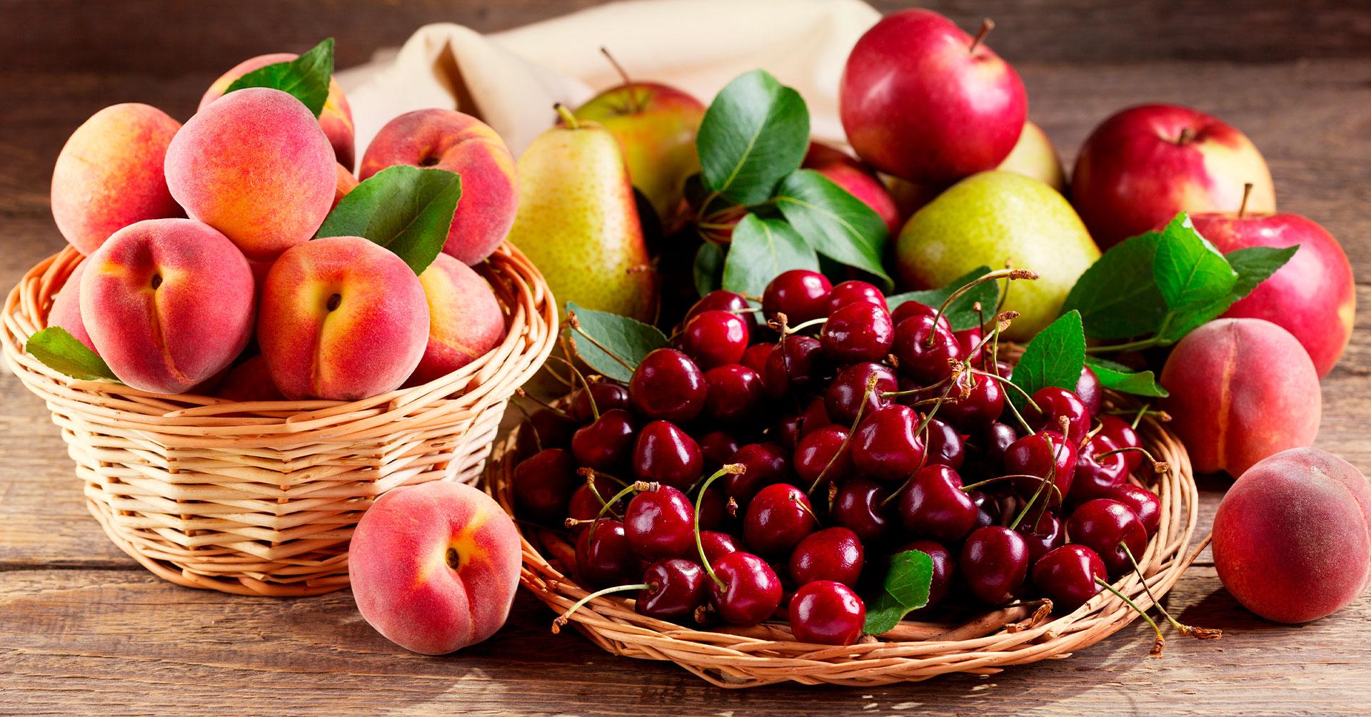 Las frutas de temporada que podrás disfrutar en primavera