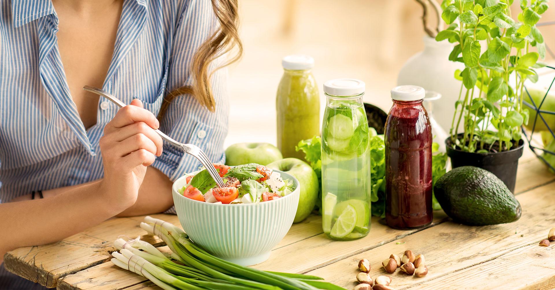 4 pequeños grandes cambios para una vida saludable