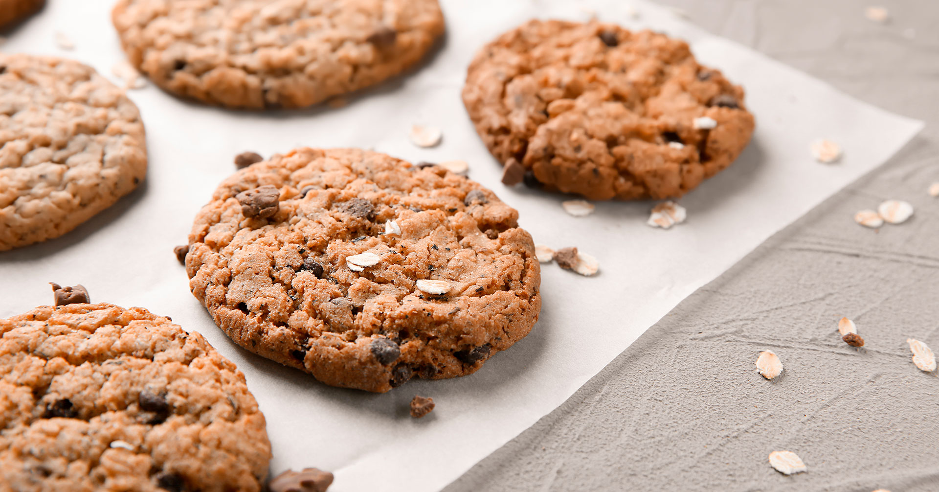 4 postres saludables con avena y crema de cacahuate
