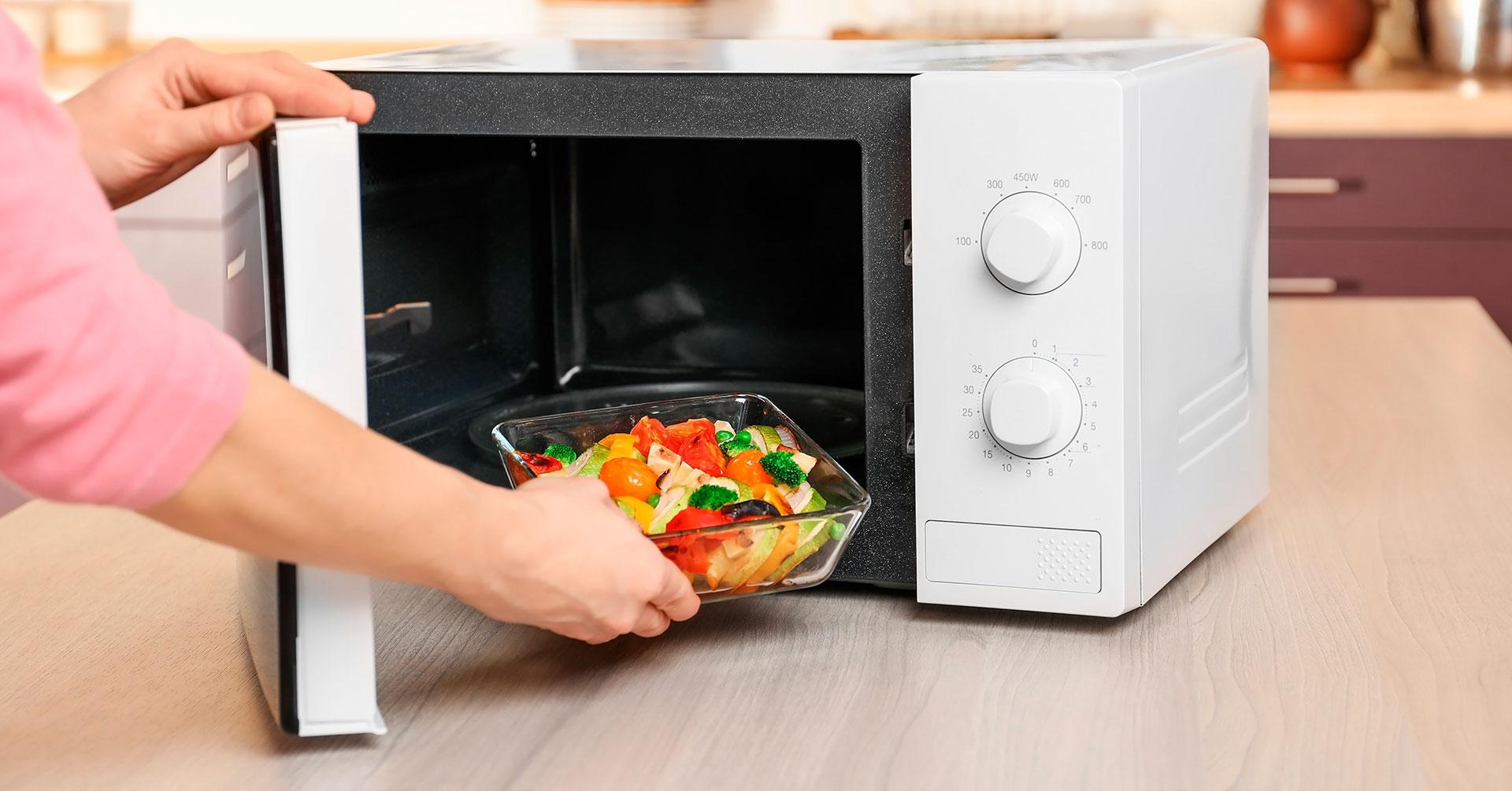 5 recetas en microondas que son fáciles de preparar