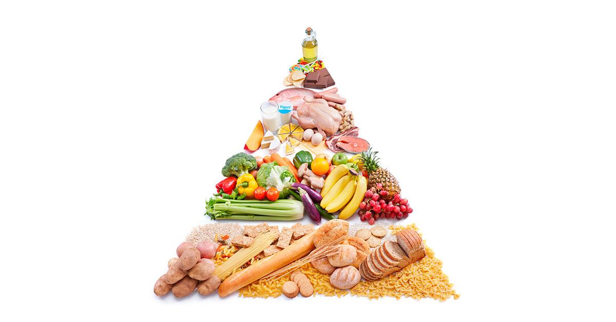 Los alimentos que debes consumir