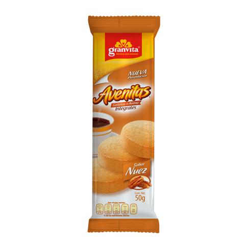 Avenitas paquetín Sabor Nuez 50 g