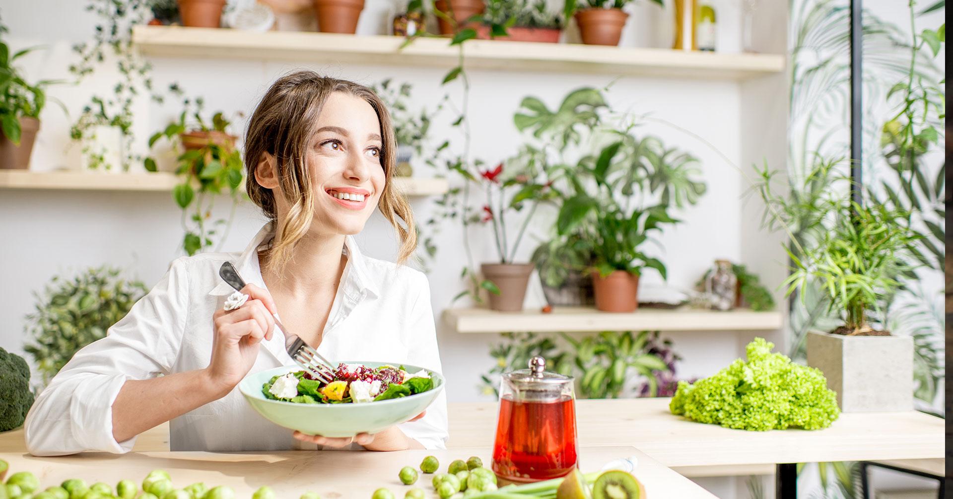 Los beneficios de tener una buena alimentación en tu día a día