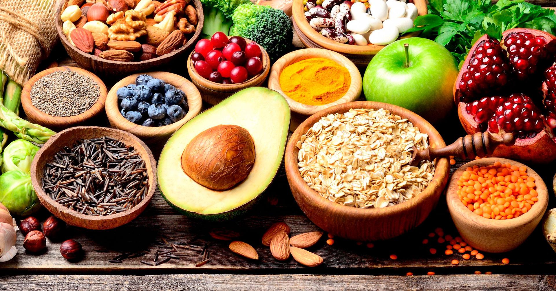 Para qué sirven los antioxidantes y dónde encontrarlos