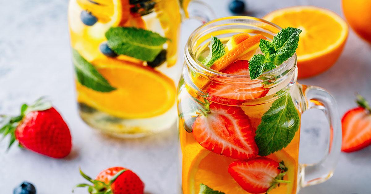 Acelera tu metabolismo con estas 7 bebidas saludables