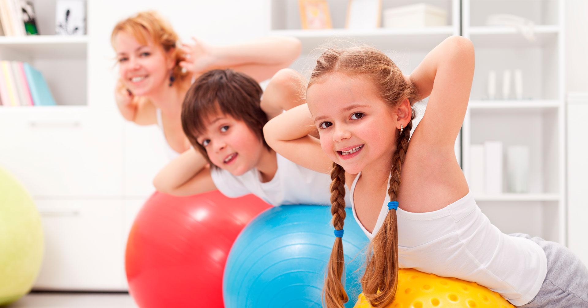 Conoce los beneficios de la actividad física en niños