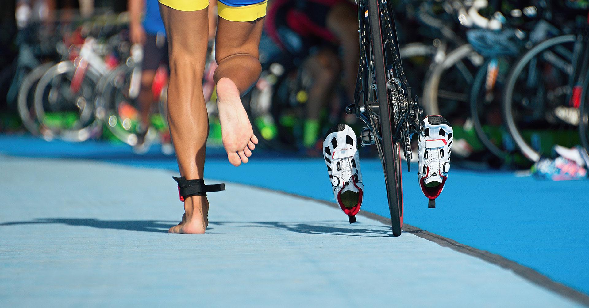 Los alimentos que necesitas rumbo a tu primer triatlón