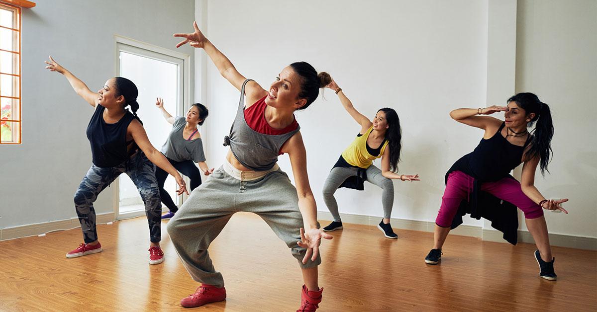 Beneficios de bailar: pierde esos kilos de más