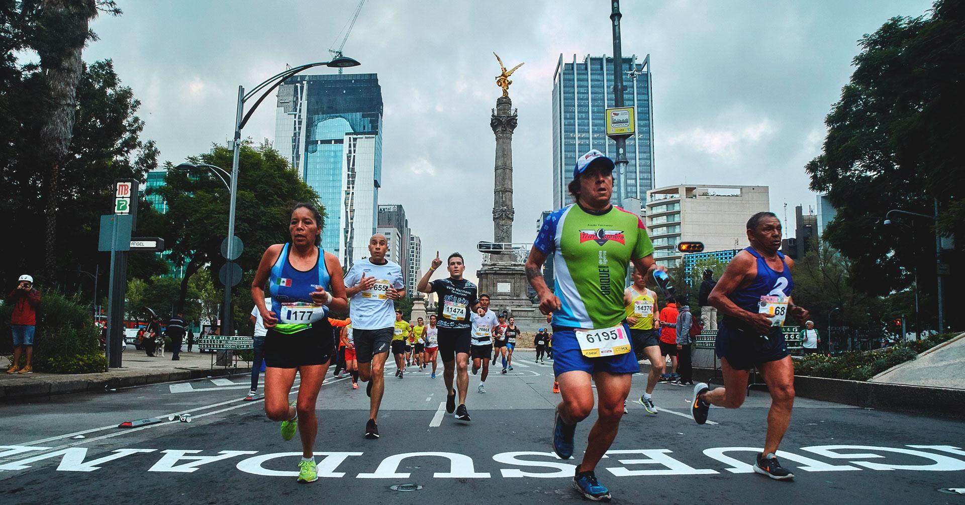 Calendario de medios maratones en México que no te puedes perder