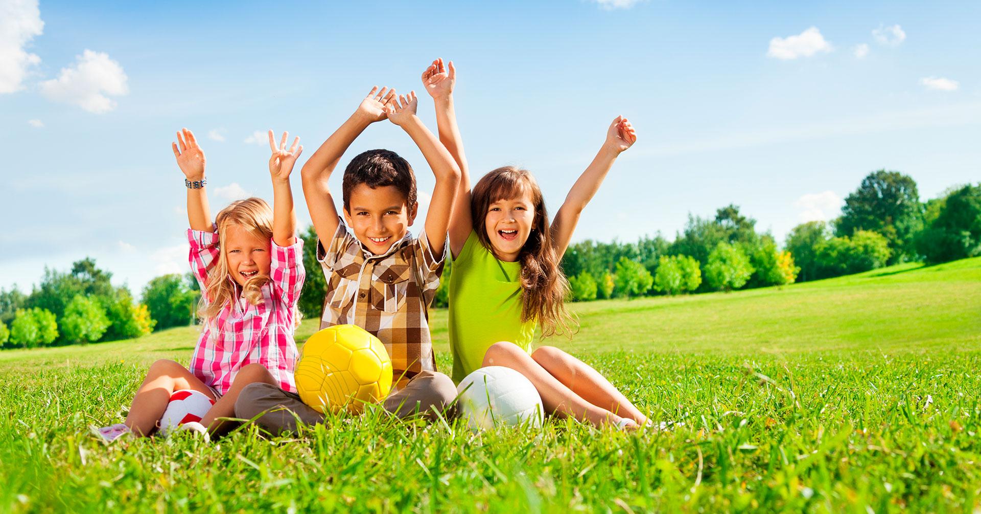 5 deportes para niños que mejorarán su vida