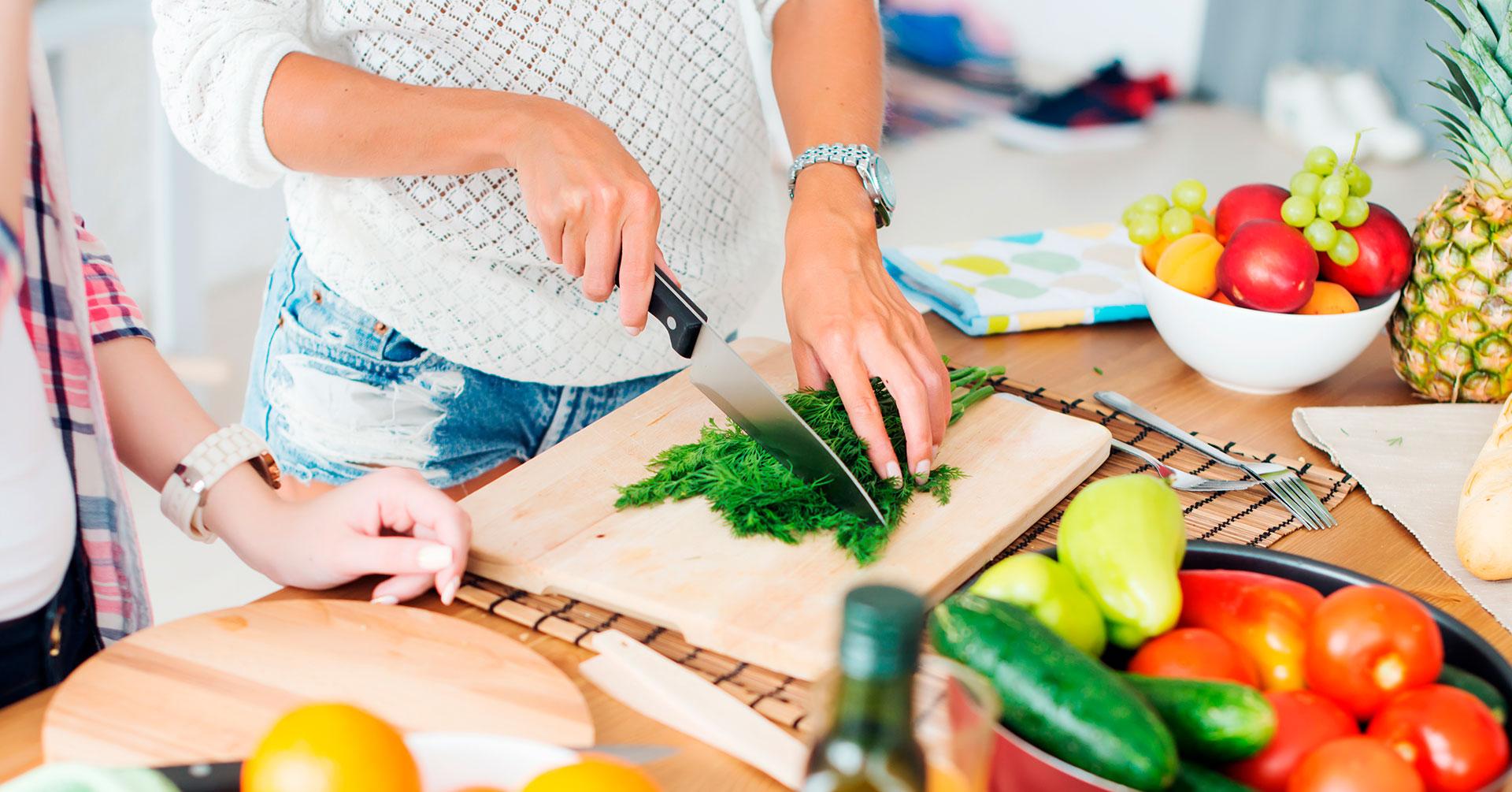 El top 10 para lograr una dieta saludable