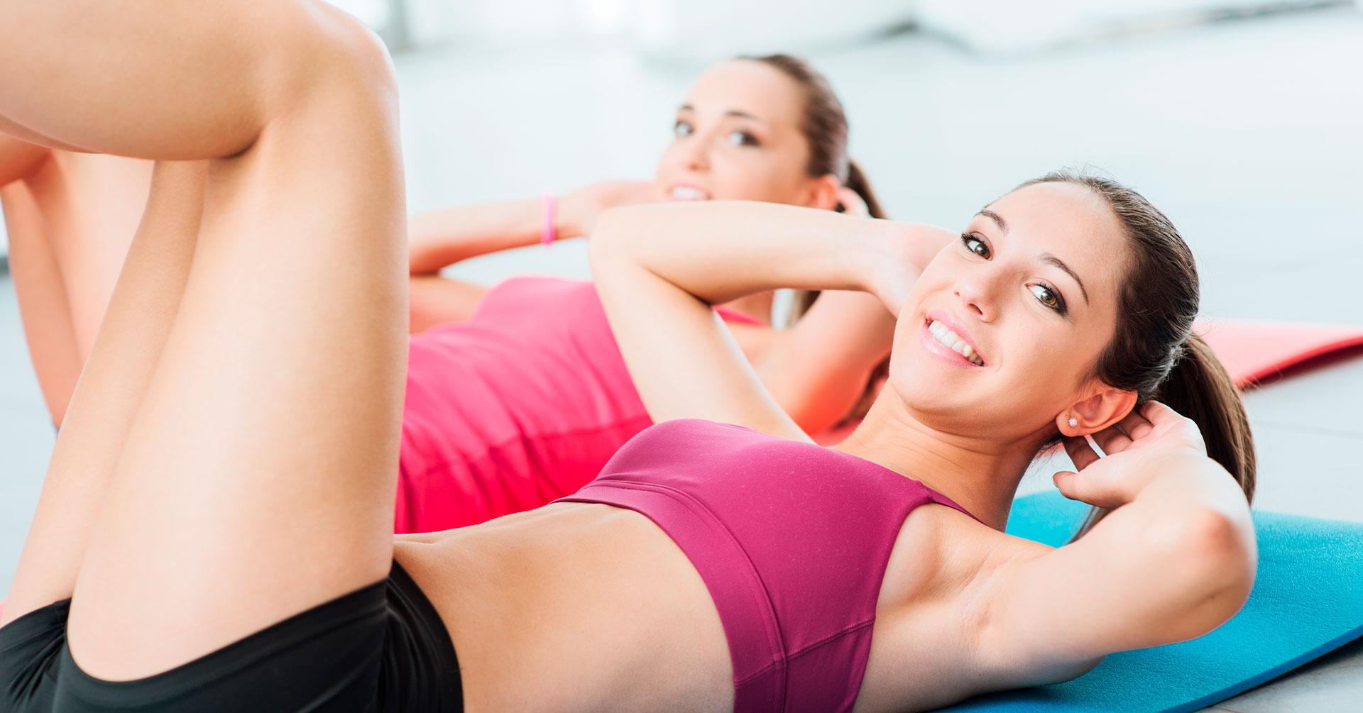 5 ejercicios para abdomen que te ayudarán a fortalecerlo