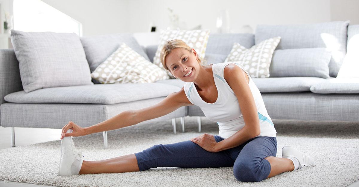 ¡Ponte a prueba y realiza estos ejercicios en casa!