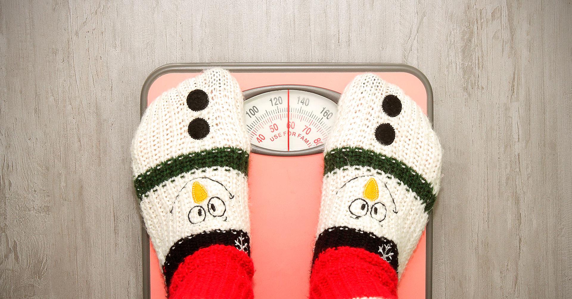 Descubre cómo cuidar tu salud y evitar subir de peso en Navidad