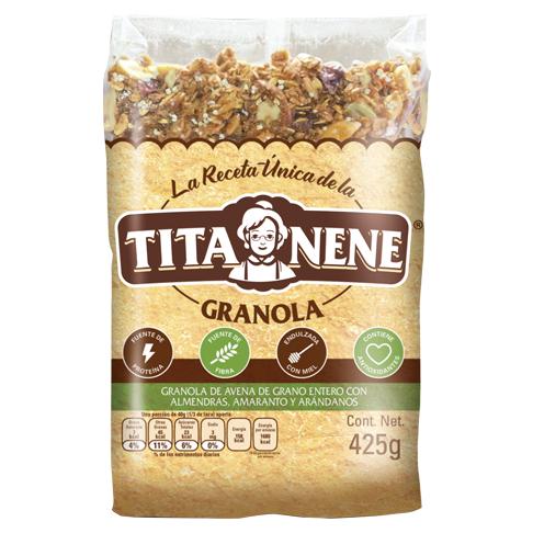 Granola Tita Nene 425 g