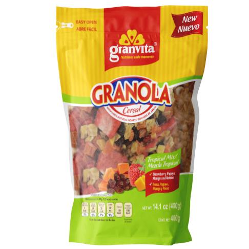 Granola Tropical 400 g