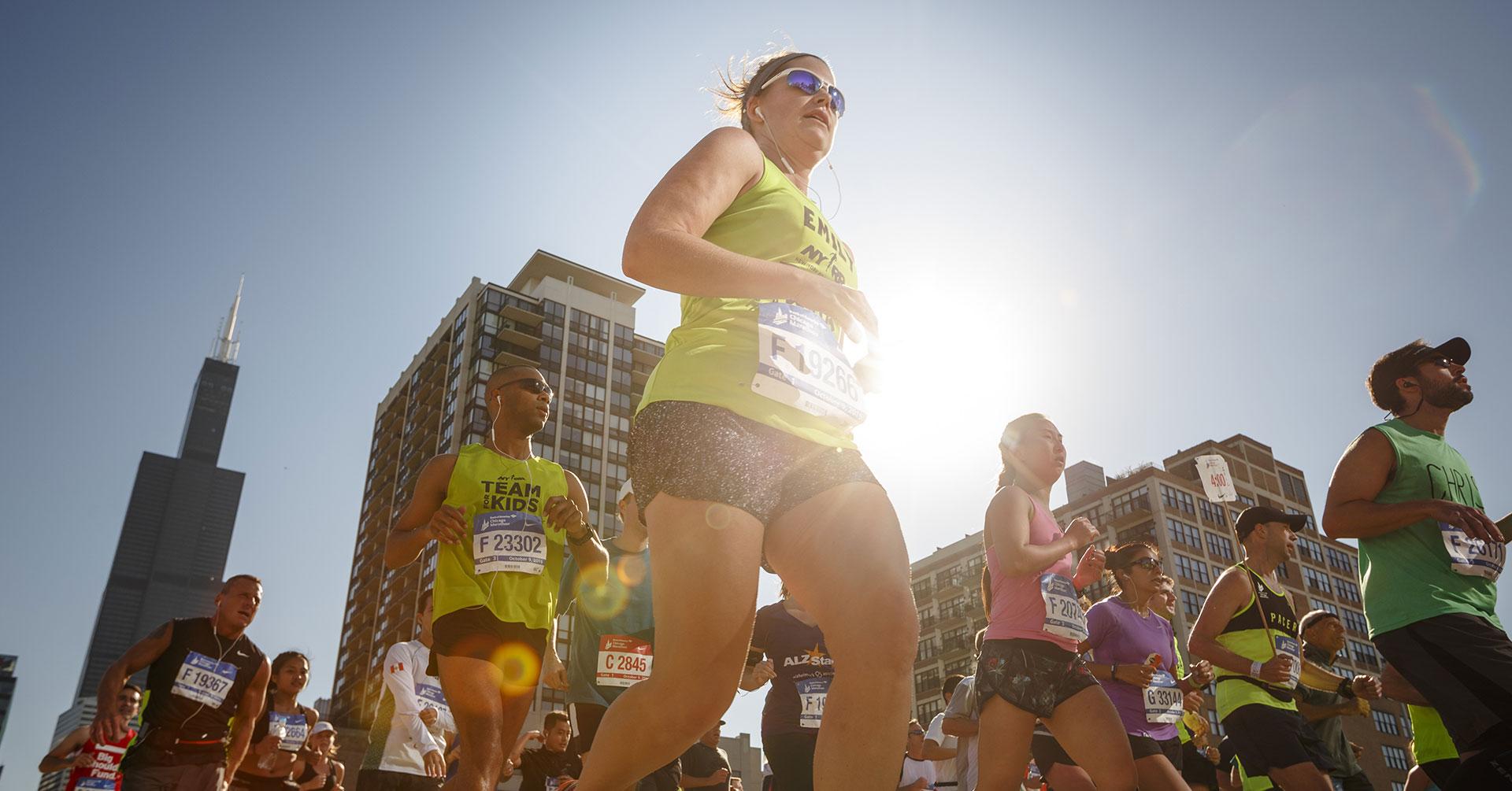 ¿Cuáles son los maratones más prestigiosos del mundo?