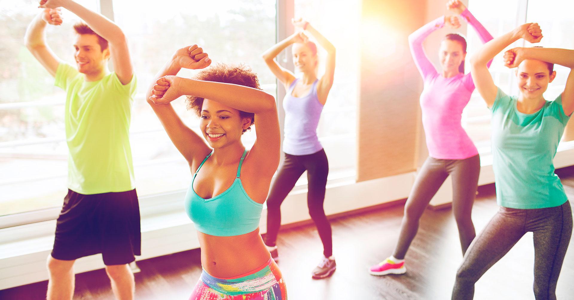 Los beneficios de la zumba que te motivarán a practicarlo