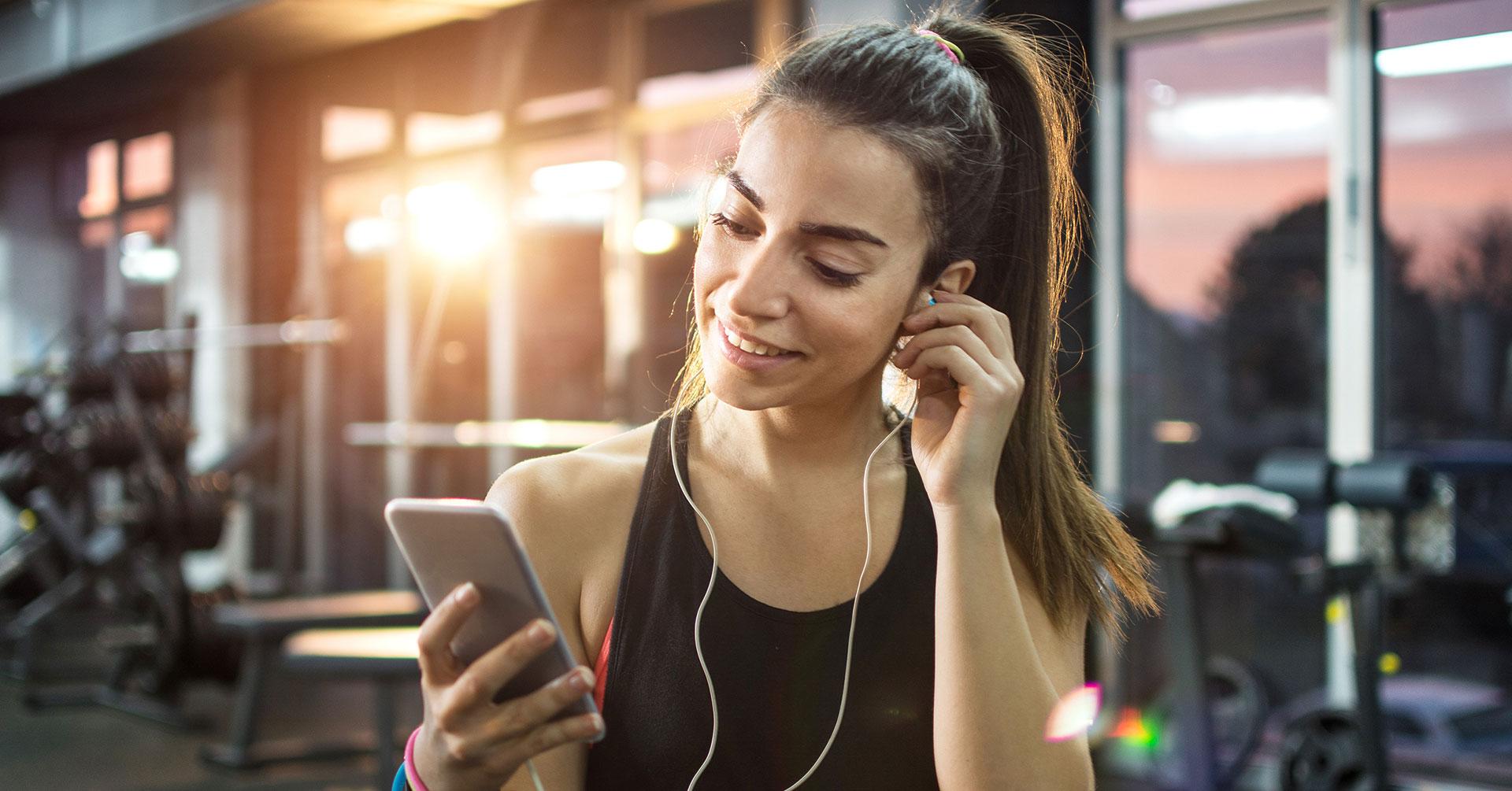 ¿Cuál es la mejor música para hacer ejercicio?