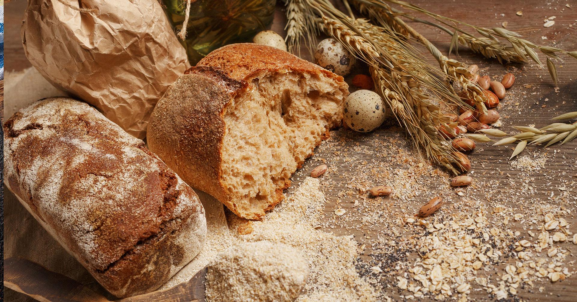 Pan con harina para hotcakes