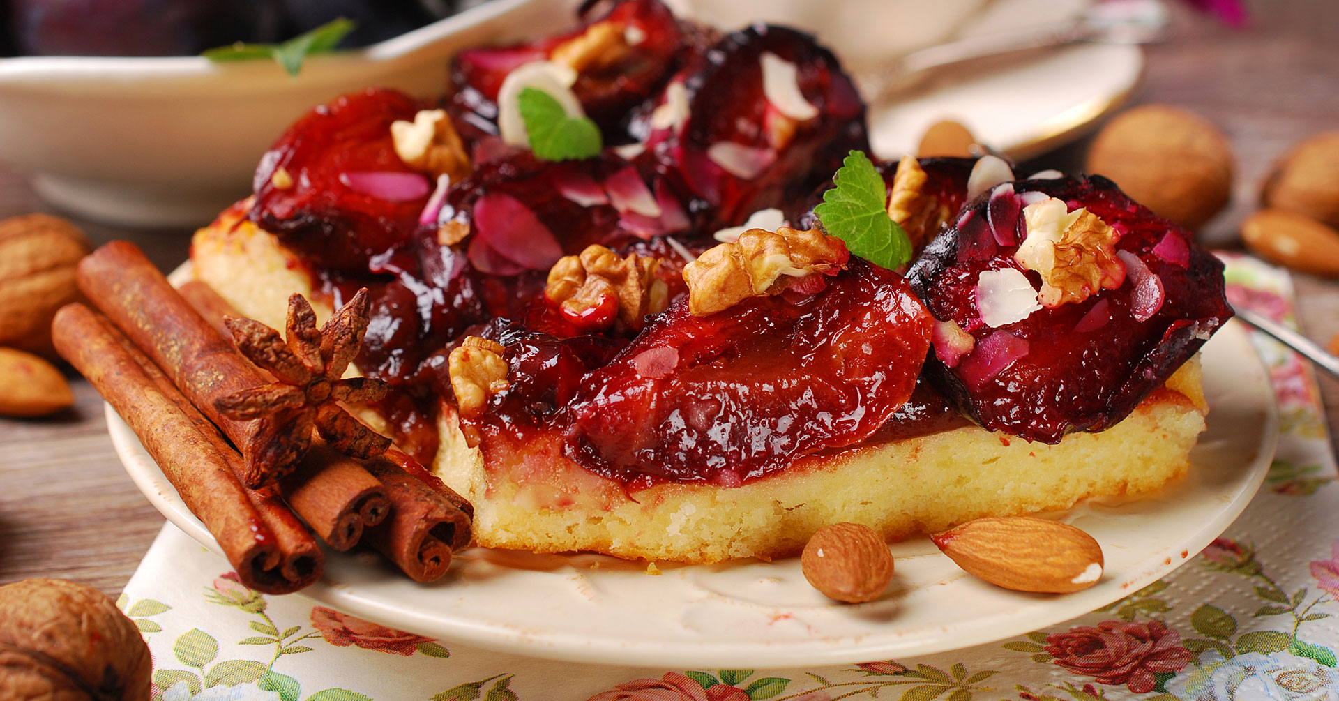 Tartaletas de frutas, ideales para snack
