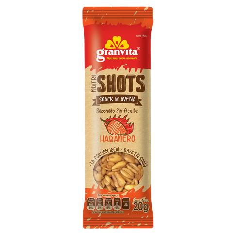 Nutrishots Habanero 20 g
