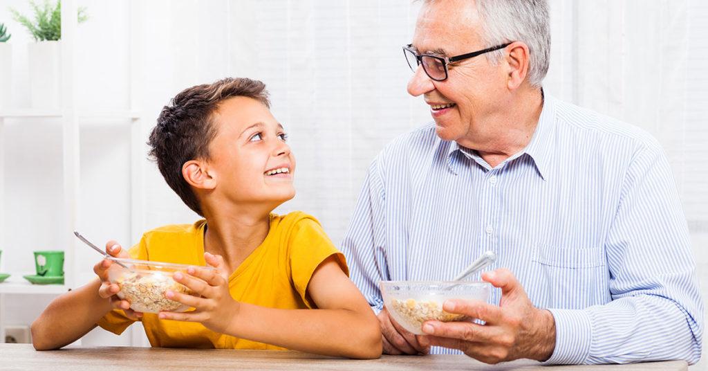 Uno de los beneficios de la avena es la prevención de las caries