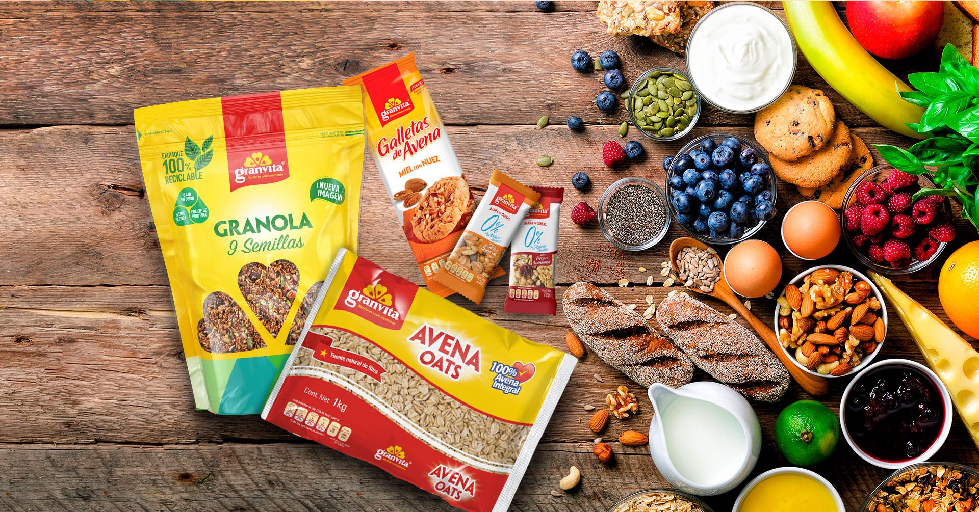 5 productos Granvita que no pueden faltar en tu hogar
