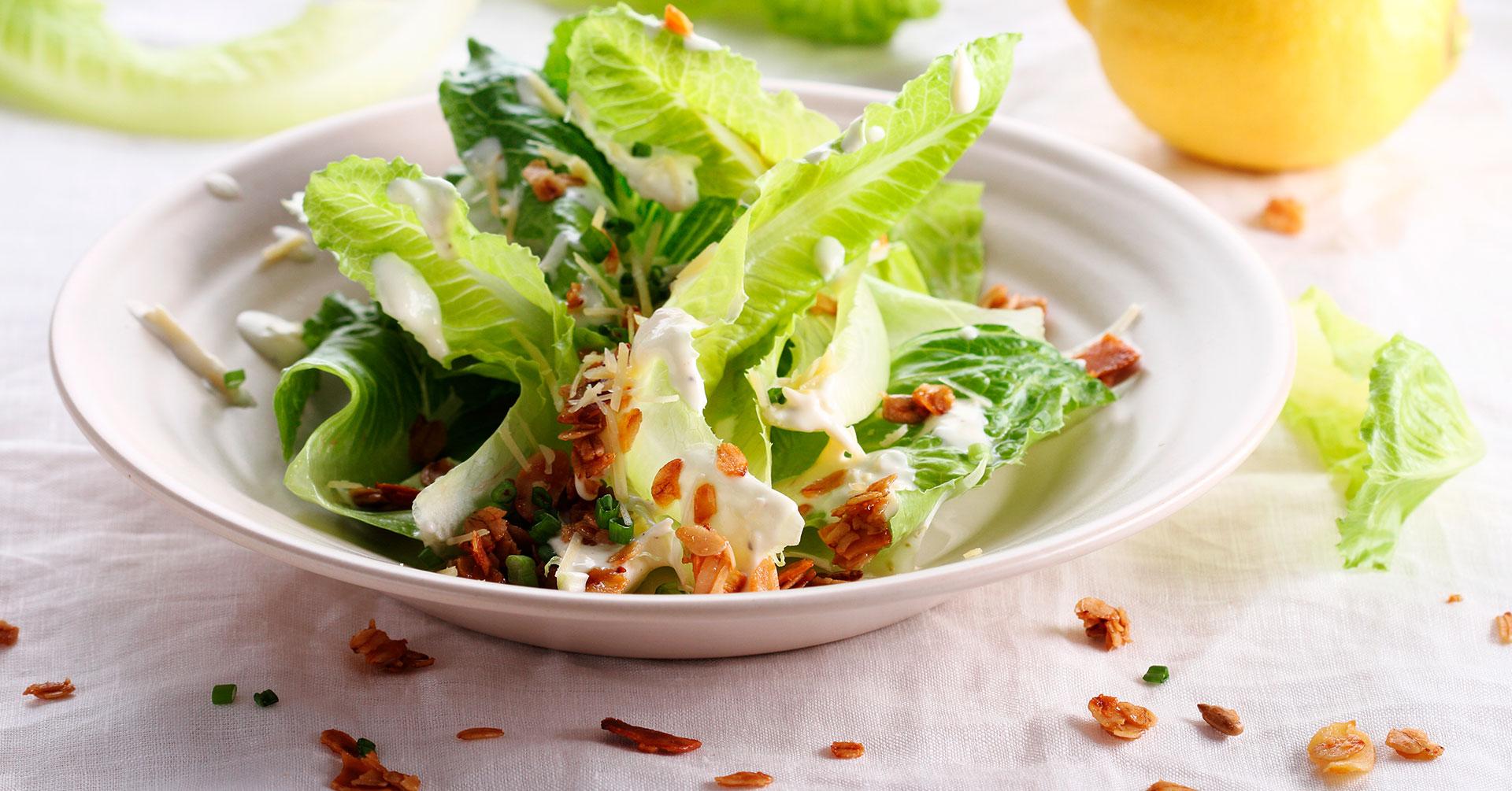 3 ensaladas con avena para tu dieta saludable