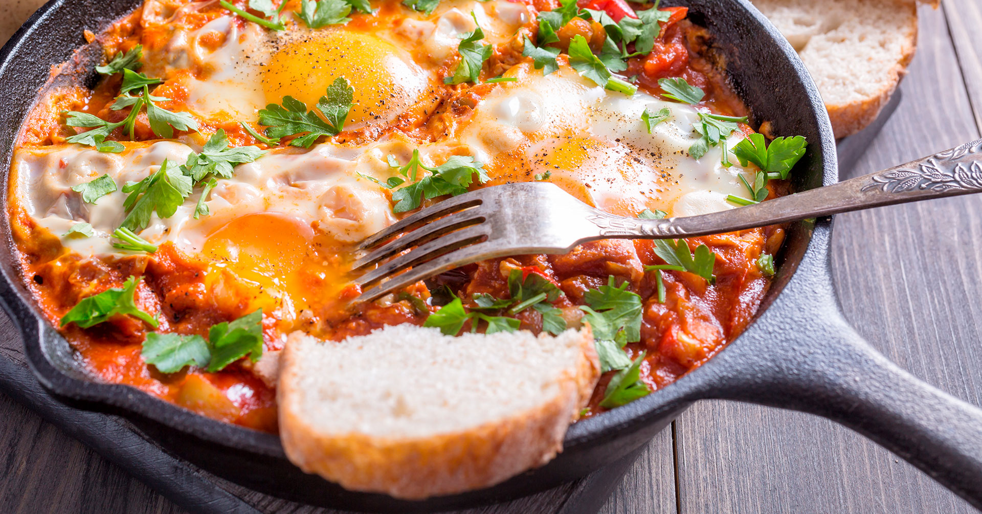 Los huevos al albañil con avena te van a fascinar