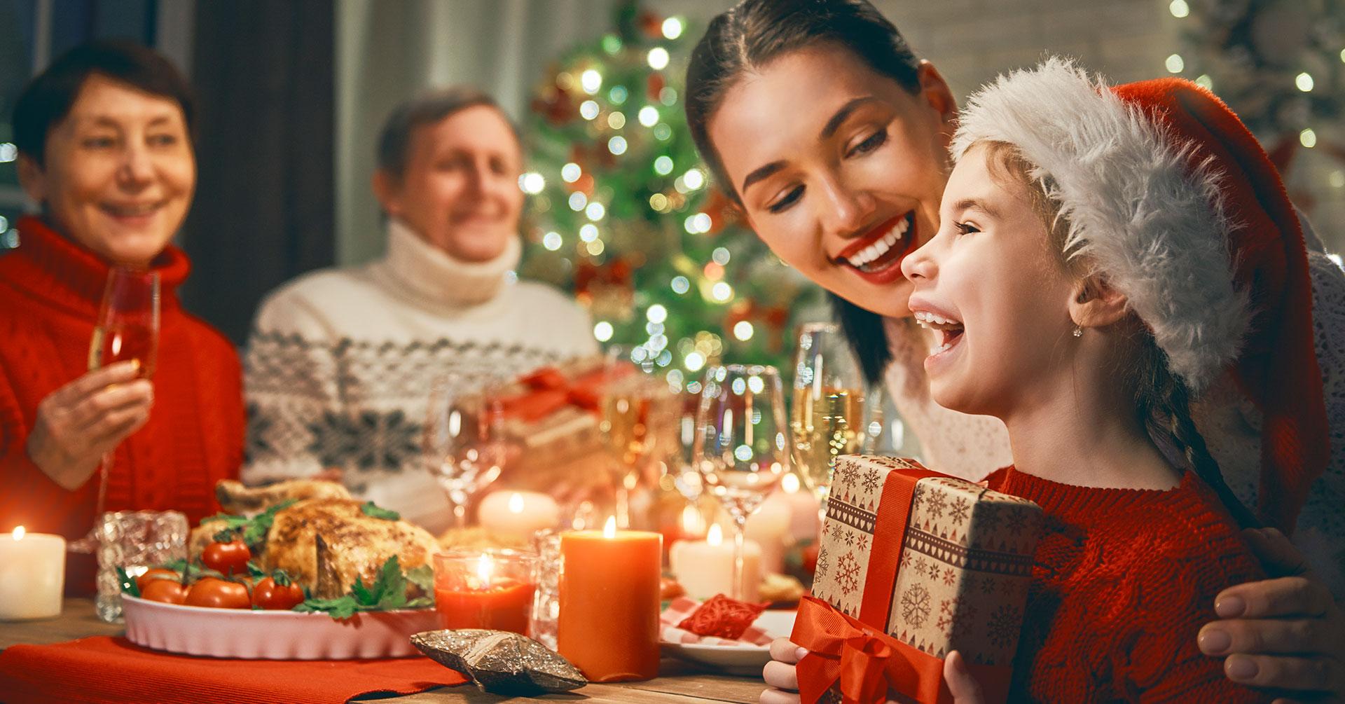 Recetas navideñas con avena para celebrar en familia