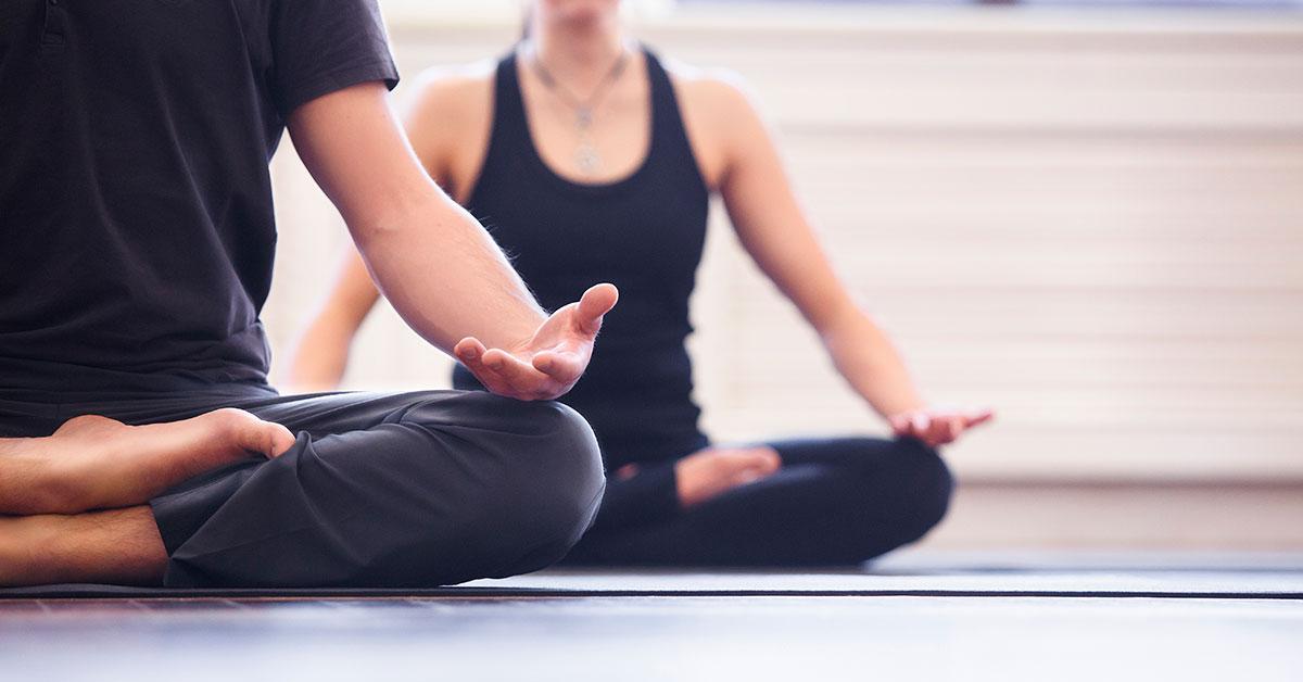 Ejercicios de meditación para relajarse