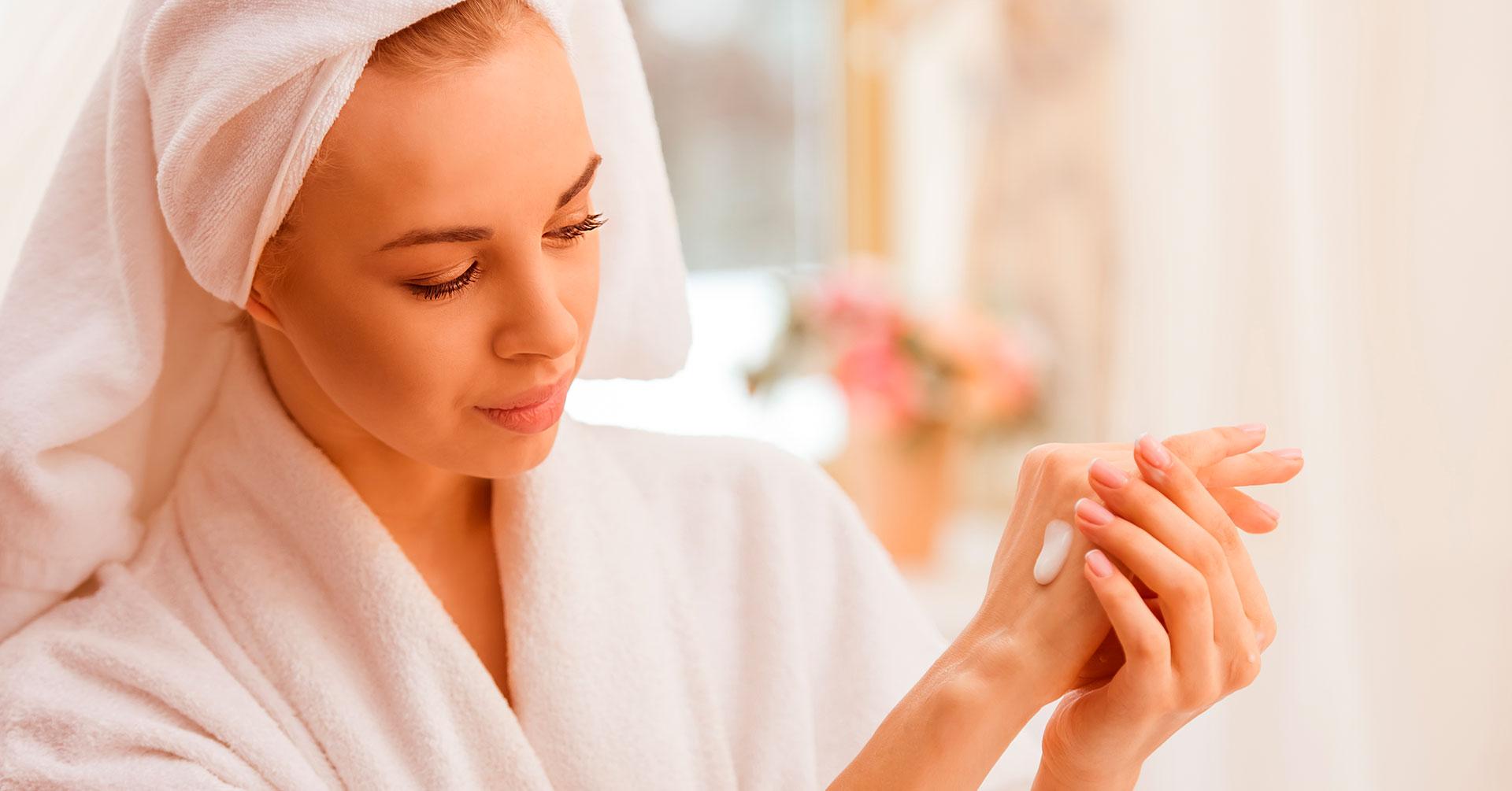 5 consejos para mantener humectada tu piel seca