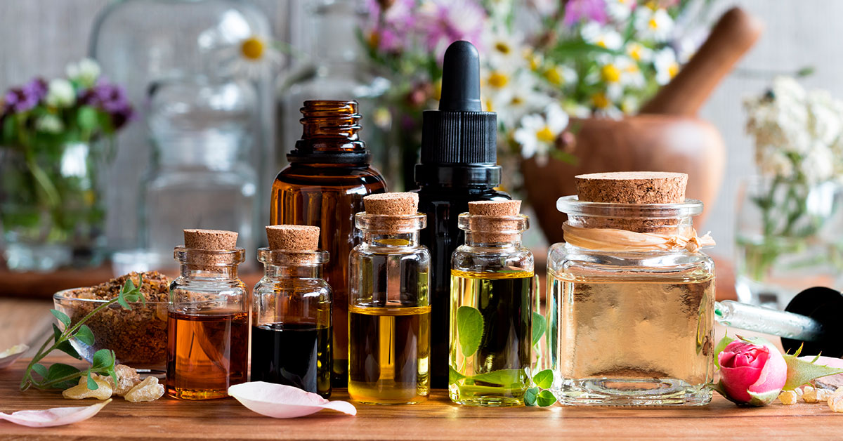 Aceites vegetales para tu piel seca