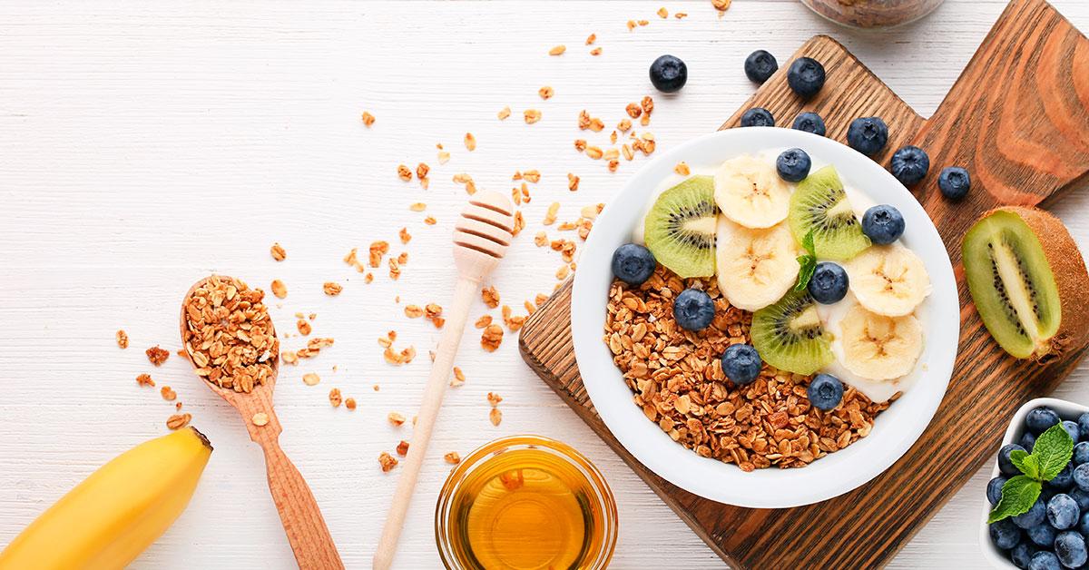 Tips para incluir Granola Granvita en tu alimentación diaria
