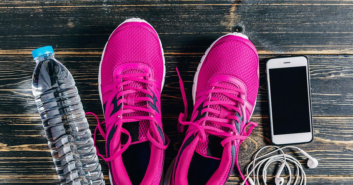 Comenzar a correr sin calzado adecuado