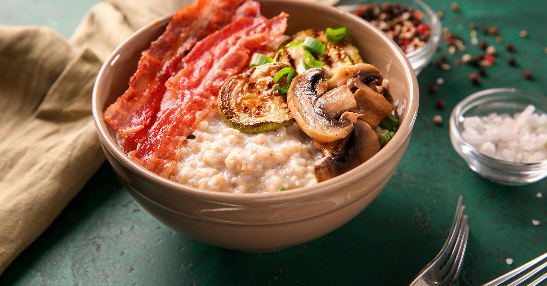 Cuatro increíbles recetas con avena que te encantarán