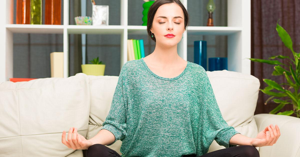 Practica actividades relajantes para una vida saludable
