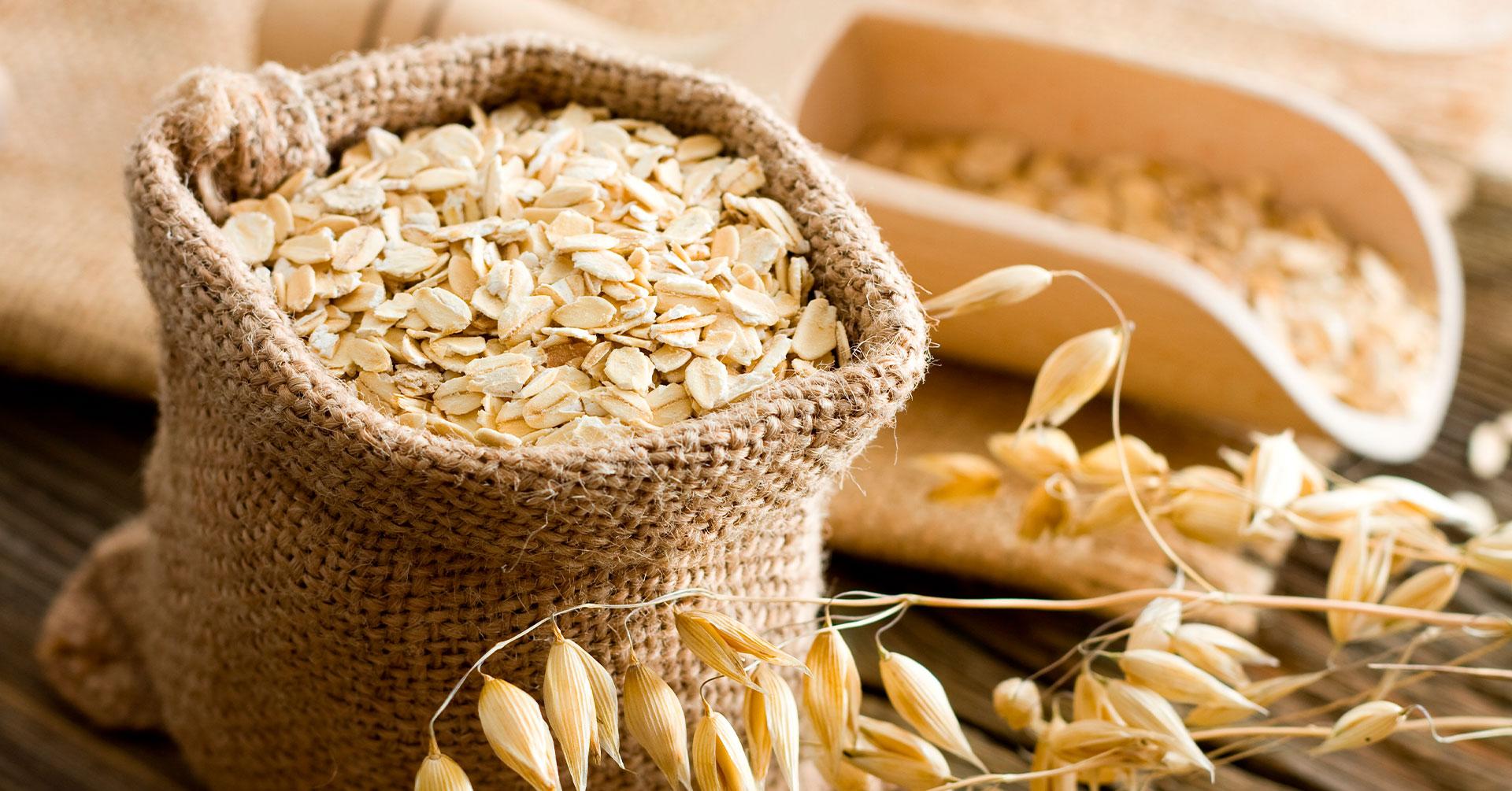 Avena integral, el alimento que hará tu vida más saludable