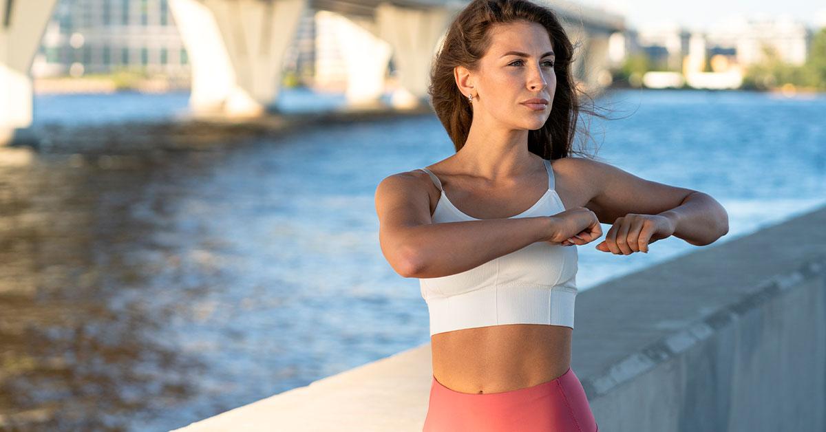 Cómo calentar y estirar los músculos del torso