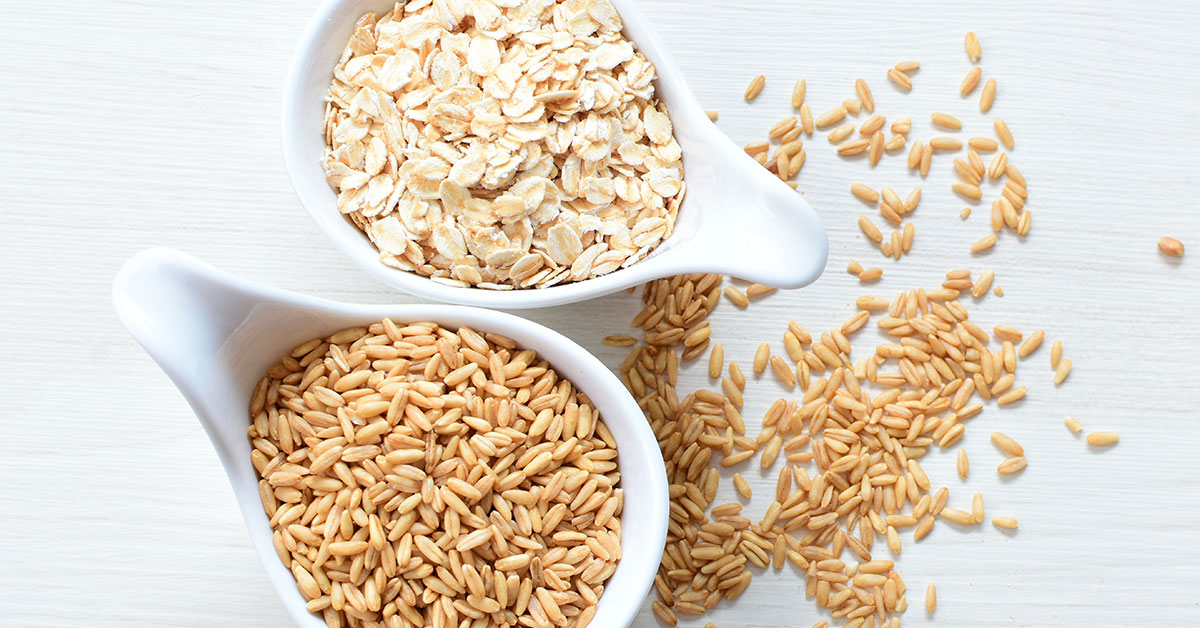 Características de los cereales integrales