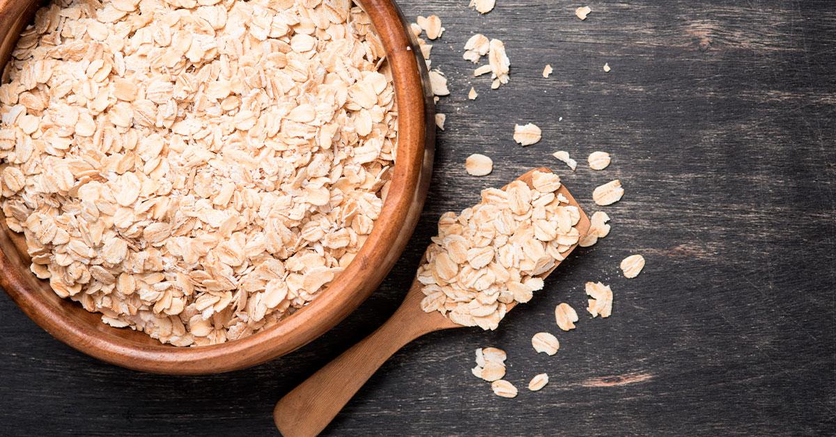 La avena es un cereal base en la Granola Granvita.