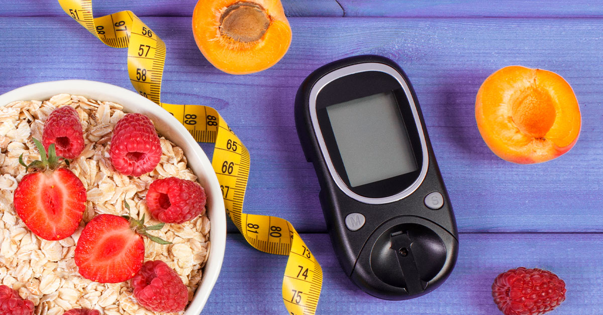 Beneficios de la avena: regula la glucosa en la sangre